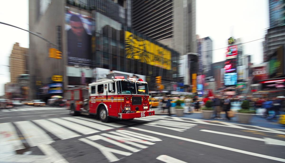 New York Feuerwehr